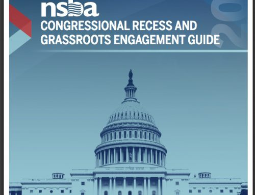 NSBA's Grassroots Engagement Guide Now Available