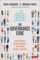 The Governance Core: School boards, Superintendents and Schools Working Together Book Cover